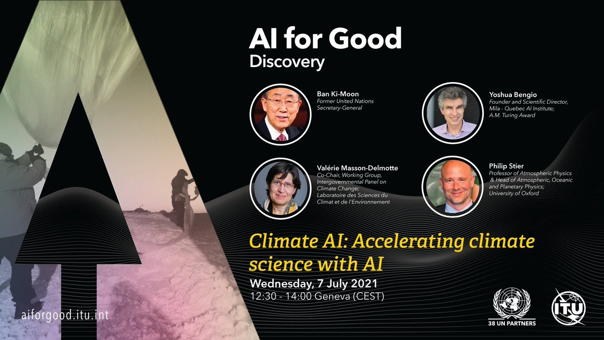 Read more about the article UN AI for Good: Accelerating climate science with artificial intelligence